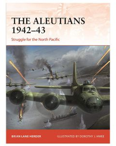 The Aleutians 1942-43