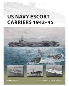 US Navy Escort Carriers 1942-4