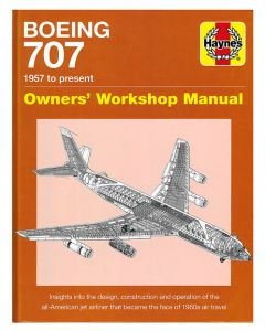 Boeing 707 Haynes Owners' Workshop Manual