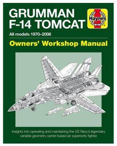 F-14 Tomcat Owners Haynes Workshop Manual