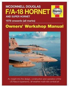 F/A-18 Owners' Workshop Manual