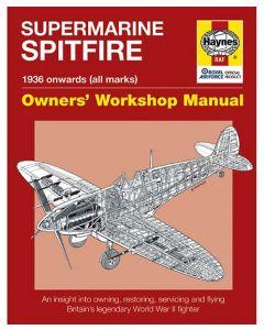 Spitfire Owners' Workshop Manual