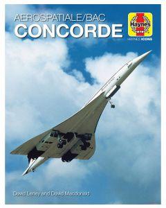 Aerospatiale/BAC Concorde Haynes Icons