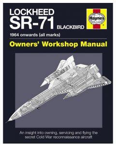 Lockheed SR-71 Blackbird Owners' Workshop Manual