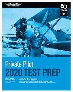 Private Pilot Test Prep 2020