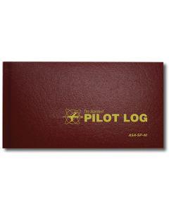 The Standard Pilot Log ASA-SP-40