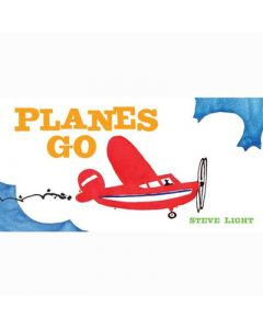 Planes Go Board Book