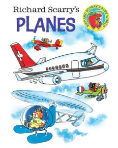 Richard Scarry's Planes