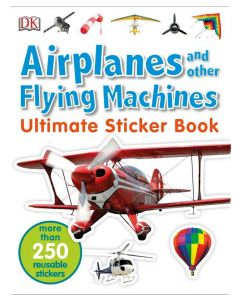 Airplanes & Other Flying Machines Ultimate Sticker