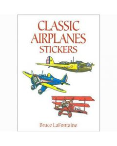 Classic Airplanes Stickers