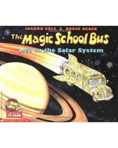 Magic School Bus: Solar System