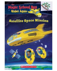 Magic School Bus: Satellite Space Mission