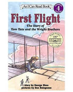 First Flight Tom Tate and the Wright Brothers
