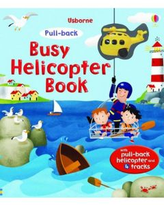 The Busy Helicopter Book (Pullback)