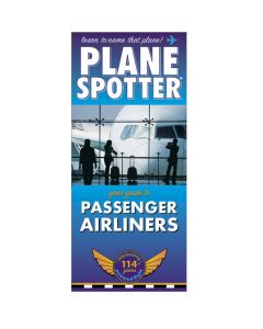 Passenger Airliners Plane Spotter Pamphlet