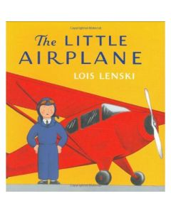 The Little Airplane Board Book