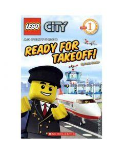 Lego City Ready for Takeoff!