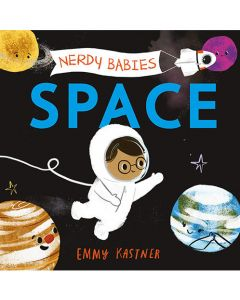 Nerdy Babies: Space Board Book