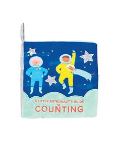 Soft A Little Astronaut's Guide To Counting Book