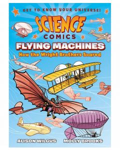 Flying Machines Science Comics