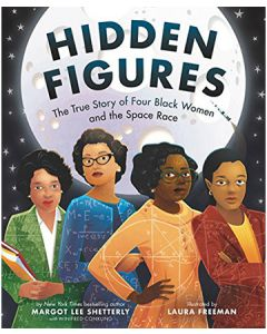 Hidden Figures Illustrated