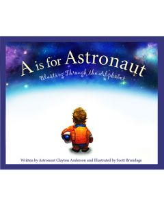 A is for Astronaut Alphabet Book