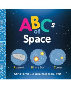 ABC's of Space Board Book