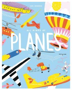 All Kinds of Planes Picture Book