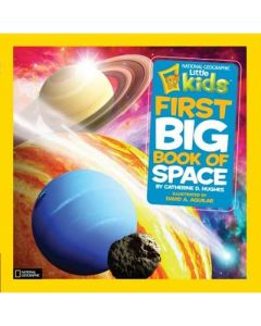 National Geographic First Big Book of Space
