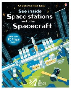 See Inside Space Stations and Spacecraft