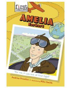 Amelia Earhart: First Names