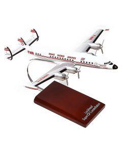 TWA Lockheed L-1049SG Super Connie 1:100 Model