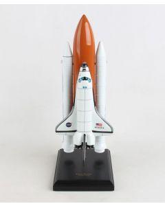 Space Shuttle Atlantis Full Stack 1:200 Model
