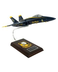 F/A-18 Hornet Blue Angels 1:38 Model