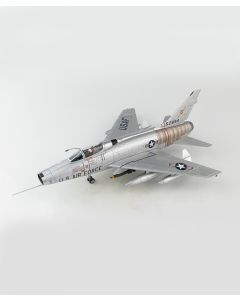 North American F-100D Super Sabre 1:72 Model