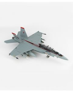 F/A-18F Hornet VFA-41 Black Aces 1:72 Model
