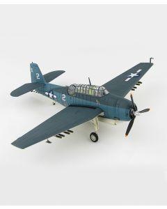 Grumman TBM-1C Avenger VT-51 1:72 Model