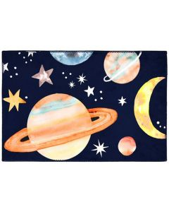 "Small Infinity Space Rug 20""x30"""