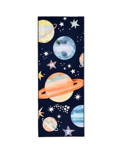 """Large Infinity Space Rug 26""""x60"""""""