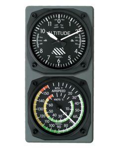 Altimeter & Airspeed Set