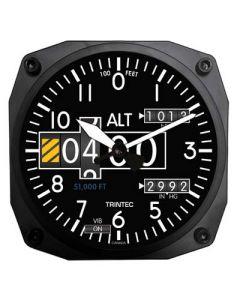 """6"""" Square Altimeter Clock"""