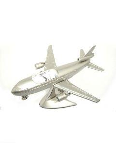 Commercial Jet Plane Clock