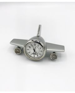 Jumbo Jet Airplane Clock