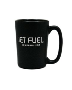 Jet Fuel Black El Grande 15oz Mug