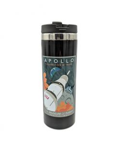 Saturn V 14oz Stainless Steel Double Wall Tumbler