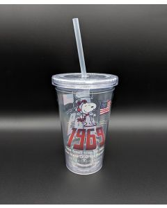 Snoopy 1969 Moon Landing 50th Anniversary Cup