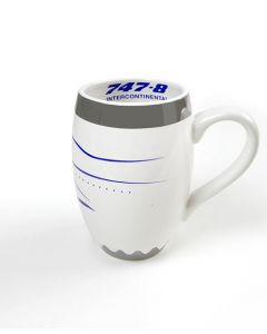 Boeing 747-8 Engine Mug