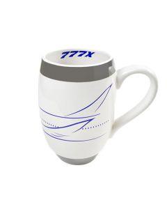 Boeing 777X Engine Mug