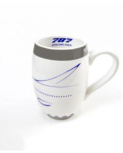 Boeing 787 Engine Mug