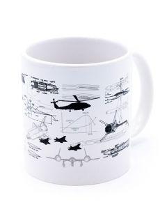 Jets 20oz Mega Mug